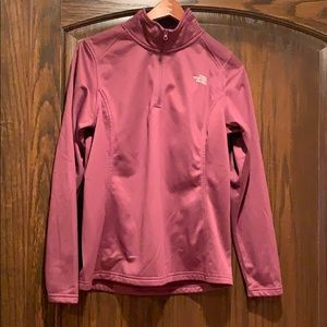 The North Face Quarter Zip up